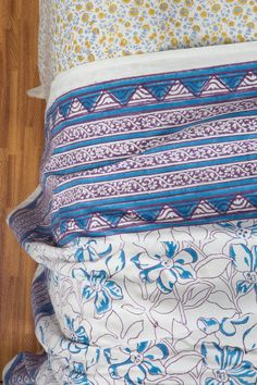 Kerry Cassill - Luxury Indian printed Bedding and Apparel — Magnolia Sheets