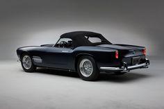Ferrari 250 GT California Spider LWB (#1307GT, as it looked 4 years ago…), 1959 - ©Courtesy of RM Auctions - the story: www.radical-classics.com - #ferrari, #CaliforniaSpider, #radicalmagcom