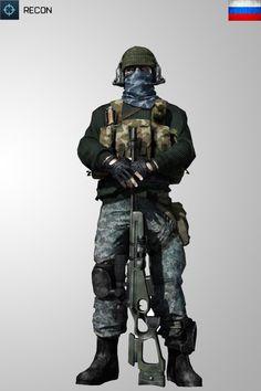 Battlefield 3 Recon RUS Soldier Iphone Wallpaper by ~Kikkah070 on deviantART
