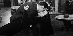 Not. | Gomez And Morticia Addams Have The Best Marriage Ever