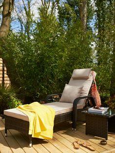 Nassau #Sunbed #outdoor #interiors #garden #summer #fishpools