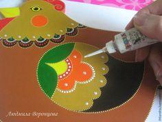 Создаем панно с крючками «Пасхальная курочка» - Ярмарка Мастеров - ручная работа, handmade