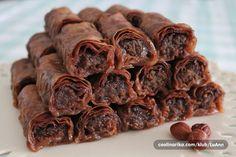 Ferrero Rocher Baklava – PREDOBRO TOPLO PREPORUČUJEM ! | Recepti za sve prilike