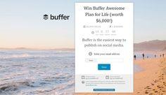 buffer is the easiest way to publish on social media