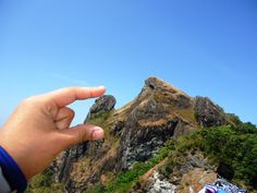 I shall return! Parrot's Beak @ Mt. Pico de Loro