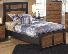 Aimwell Twin Size Bed