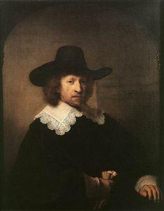Рембрандт Портрет Николаса ван Bambeeck, 1641, Koninklijke Musea пакета Schone Kunsten ван België.jpg