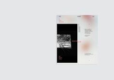 The Escape of Film by Zheng Joo, via Behance Modern Graphic Design, Graphic Design Typography, Editorial Design, Book Design, True Stories, Print Design, Fiction, Behance, Design Inspiration