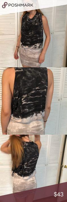Young Fabulous and Broke tye dye dress Excellent condition like new. Tye-dye dress Young Fabulous & Broke Dresses Mini