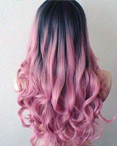 Hairstyle, hair image, hair, pink hair,
