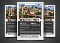 For Sale By Owner Free Flyer Template By Hloomcom Givens Rd - Real estate spec sheet template