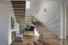 Сквозная лестница