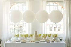 Stora kämpe ballonger