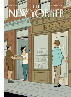 View from The New Yorker: E-commerce vs Local Commerce  http://techcrunch.com/2013/02/24/brick-and-mortar-wins/