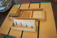 """Making Montessori Ours"": DIY Montessori Golden Place Value / Operations Working Mats"