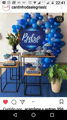 Purple Birthday Decorations, Ballon Decorations, Summer Party Decorations, Diy And Crafts, Paper Crafts, Lets Celebrate, Margarita, Backdrops, Prince Birthday Party