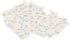 Uhelné elektrárny ČEZ - Kde je najdeme - Elektrárny - Svět energie.cz