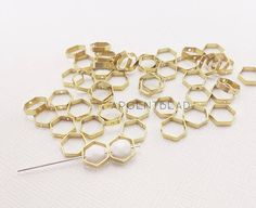 Necklaces & Pendants Crafts Purposeful 10pcs Metal Circular Cone Nneedle Diy Craft Charms Pendant Jewelry Making