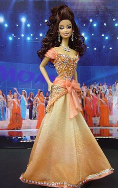 pageant doll, fashion doll, Miss Georgia 2005/2006