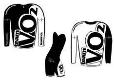 Studio grafico maglia VO2 Team