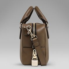 The Mini Dover in khaki French calf leather #SmythsonAW14 http://www.smythson.com/khaki-dover-mini-crossbody.html