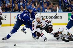 Stanley Cup Final Game 2: Lightning try to even series with Blackhawks