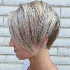 155 Besten Haare Kurz Bilder Auf Pinterest Haircolor Short