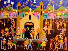 obras de arte festa junina - Pesquisa Google