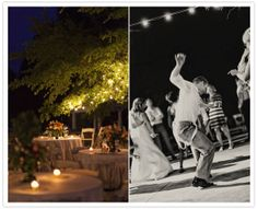 I need BOTH of these moments on my big day - perfect lights and perfect moves!