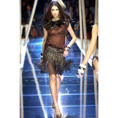 Dolce & Gabbana  #VogueRussia #readytowear #rtw #springsummer2005 #DolceGabbana #VogueCollections