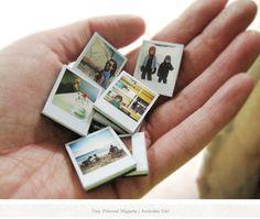 mini Polaroid pictures