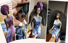 The oldest doll in my collection: The Malibu Christie. In my doll world, she is now the Queen Mother Barbie Basics, Malibu Barbie, Queen Mother, Farrah Fawcett, Old Dolls, Tan Skin, White Women, Beautiful Dolls, Straight Hairstyles