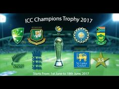 Online Business Operator: Champions Trophy final squads!