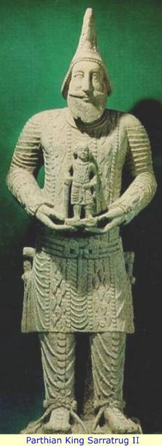 Elam: The Parthian King Sarratrug II
