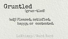 satisfied definition