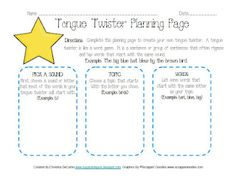 Worksheets Palindrome Riddles Worksheet 1000 images about eld teaching on pinterest tongue twisters idea