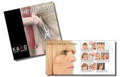DRY HAIR CUT by MIKE KARG