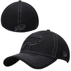 97fffede6fa Buffalo Bills New Era Neo 39THIRTY Flex Hat - Black