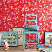 Products - Behang - Kleur:Rood