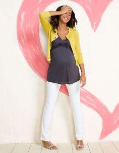 maternity outfit @Sarah Ramer