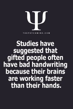 Illegible Handwriting? ;)