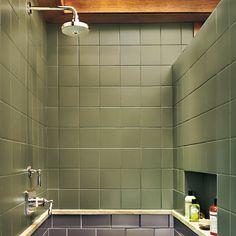 Shower color & design idea