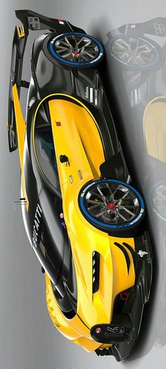 Bugatti Vision Gran Turismo by Levon #RePin by AT Social Media Marketing - Pinterest Marketing Specialists ATSocialMedia.co.uk #Bugatti