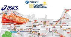 Asics gel nimbus edicion maraton de Barcelona
