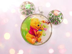 jewelry usb flash drive 4gb 8gb 16gb 32gb pen drive Happy Mouse  Heart pendrive crystal gift hard disk gadget usb memeory