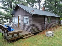LakePlace.com - MLS 4823365 - $145,000 Cabins For Sale, Shed, Outdoor Structures, Home, Ad Home, Homes, Haus, Barns, Sheds