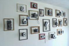 Camera Wall