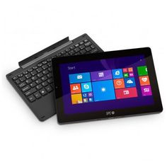 "TABLET SPC WINBOOK 10.1"" IPS QC1.8/1G/32G/W8 TECLADO  275,50 €"