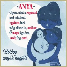 Anya..olyan mint...♡ Projects For Kids, Smurfs, Diy And Crafts, Father, Lily, Messages, Memes, Creative, Funny