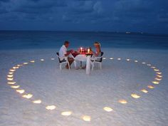 Valentines Day Beach Decoration for Couples – Valentine's Day is coming up and is just around the corner, most of the people will opt for a dinner with their loved one or go for a movie but the best thing which can make your valentine day more meaningful and perfect is by spending your day on the beach.